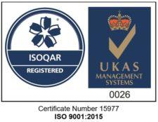 ISOQAR Cert