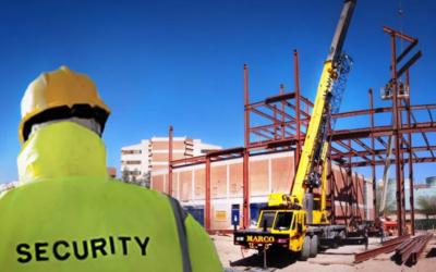 UK Construction Site Crime